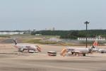 蒲田賢二さんが、成田国際空港で撮影したジェットスター・ジャパン A320-232の航空フォト(写真)