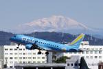 yabyanさんが、名古屋飛行場で撮影したフジドリームエアラインズ ERJ-170-100 (ERJ-170STD)の航空フォト(写真)