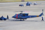 yabyanさんが、名古屋飛行場で撮影した青森県警察 412EPの航空フォト(飛行機 写真・画像)