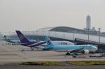 ハピネスさんが、関西国際空港で撮影した大韓航空 777-2B5/ERの航空フォト(写真)