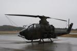 いっとくさんが、岐阜基地で撮影した陸上自衛隊 AH-1Sの航空フォト(写真)