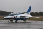 いっとくさんが、岐阜基地で撮影した航空自衛隊 T-4の航空フォト(写真)
