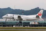 しののめさんが、松山空港で撮影した日本エアコミューター 340Bの航空フォト(写真)