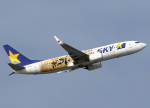 voyagerさんが、那覇空港で撮影したスカイマーク 737-86Nの航空フォト(飛行機 写真・画像)