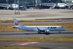 ハム太郎さんが、羽田空港で撮影したジェイ・エア ERJ-190-100(ERJ-190STD)の航空フォト(写真)