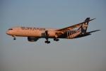 SKY☆101さんが、成田国際空港で撮影したニュージーランド航空 787-9の航空フォト(写真)