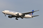 Orange linerさんが、成田国際空港で撮影したユナイテッド航空 777-222/ERの航空フォト(写真)