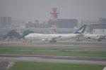 神宮寺ももさんが、福岡空港で撮影したキャセイパシフィック航空 747-467F/ER/SCDの航空フォト(写真)