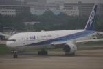 神宮寺ももさんが、福岡空港で撮影した全日空 777-381の航空フォト(写真)