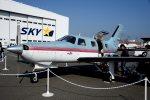 T.Sazenさんが、神戸空港で撮影した日本法人所有 PA-46-310P Malibuの航空フォト(飛行機 写真・画像)