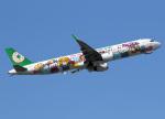 voyagerさんが、那覇空港で撮影したエバー航空 A321-211の航空フォト(飛行機 写真・画像)