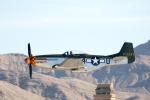 チャッピー・シミズさんが、ネリス空軍基地で撮影したHINTON STEVEN J TRUSTEE CHINO , CA, US P-51 Mustangの航空フォト(写真)