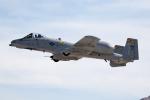 チャッピー・シミズさんが、ネリス空軍基地で撮影したアメリカ空軍 A-10C Thunderbolt IIの航空フォト(写真)