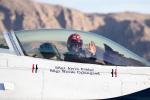 チャッピー・シミズさんが、ネリス空軍基地で撮影したアメリカ空軍 F-16C-52-CF Fighting Falconの航空フォト(写真)