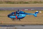 yabyanさんが、名古屋飛行場で撮影した神奈川県警察 BK117C-2の航空フォト(写真)
