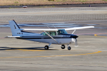 yabyanさんが、名古屋飛行場で撮影した朝日航空 172Pの航空フォト(飛行機 写真・画像)