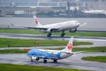 Dreamer-K'さんが、羽田空港で撮影した日本トランスオーシャン航空 737-4Q3の航空フォト(写真)