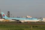 OS52さんが、成田国際空港で撮影した大韓航空 A330-322の航空フォト(写真)