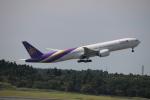 motokimuさんが、成田国際空港で撮影したタイ国際航空 777-3D7/ERの航空フォト(写真)