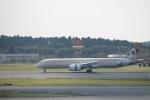 motokimuさんが、成田国際空港で撮影したエティハド航空 787-9の航空フォト(写真)