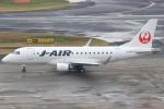 キイロイトリ1005fさんが、羽田空港で撮影したジェイ・エア ERJ-170-100 (ERJ-170STD)の航空フォト(写真)