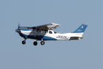 yabyanさんが、名古屋飛行場で撮影した共立航空撮影 T206H Turbo Stationairの航空フォト(飛行機 写真・画像)
