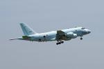 szkkjさんが、厚木飛行場で撮影した海上自衛隊 P-1の航空フォト(写真)