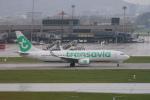 pringlesさんが、チューリッヒ空港で撮影したトランサヴィア 737-8K2の航空フォト(写真)