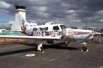 グリスさんが、岡南飛行場で撮影した日本個人所有 PA-46-310P Malibuの航空フォト(写真)