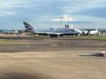 Yumasomaさんが、ロンドン・ヒースロー空港で撮影したブリティッシュ・エアウェイズ 747-436の航空フォト(写真)