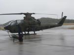 かしまかぜさんが、岐阜基地で撮影した陸上自衛隊 UH-1Jの航空フォト(写真)