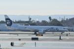 nontan8さんが、ロサンゼルス国際空港で撮影したアラスカ航空 737-990/ERの航空フォト(写真)