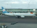 ITM44さんが、アムステルダム・スキポール国際空港で撮影したKLMオランダ航空 737-8K2の航空フォト(写真)