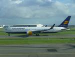 ITM44さんが、アムステルダム・スキポール国際空港で撮影したアイスランド航空 767-319/ERの航空フォト(写真)