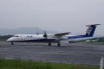 神宮寺ももさんが、五島福江空港で撮影したANAウイングス DHC-8-402Q Dash 8の航空フォト(写真)