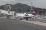 AntonioKさんが、大分空港で撮影したアイベックスエアラインズ CL-600-2C10 Regional Jet CRJ-702ERの航空フォト(写真)