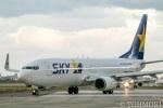 遠森一郎さんが、福岡空港で撮影したスカイマーク 737-8ALの航空フォト(写真)