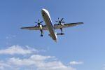 you55さんが、伊丹空港で撮影したエアーニッポンネットワーク DHC-8-402Q Dash 8の航空フォト(写真)