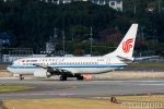 遠森一郎さんが、福岡空港で撮影した中国国際航空 737-86Nの航空フォト(写真)