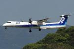 A-Chanさんが、福岡空港で撮影したエアーニッポンネットワーク DHC-8-402Q Dash 8の航空フォト(写真)