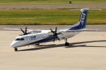 A-Chanさんが、新潟空港で撮影したエアーニッポンネットワーク DHC-8-402Q Dash 8の航空フォト(写真)