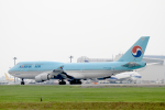 maverickさんが、成田国際空港で撮影した大韓航空 747-4B5の航空フォト(写真)
