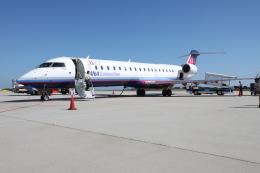 職業旅人さんが、広島空港で撮影したアイベックスエアラインズ CL-600-2C10 Regional Jet CRJ-702の航空フォト(飛行機 写真・画像)