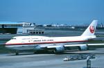 トロピカルさんが、羽田空港で撮影した日本航空 747-146B/SR/SUDの航空フォト(写真)