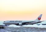 Ruuuuさんが、帯広空港で撮影した日本航空 767-346/ERの航空フォト(写真)