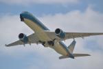 @Yuuさんが、関西国際空港で撮影したベトナム航空 A350-941XWBの航空フォト(写真)