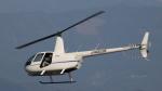Cassiopeia737さんが、高知空港で撮影したローゼン航空 R44の航空フォト(写真)