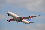 @Yuuさんが、成田国際空港で撮影したスカンジナビア航空 A340-313Xの航空フォト(写真)