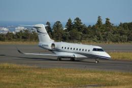 yamatoさんが、静岡空港で撮影したGulfstream Aerospace Corp Gulfstream G280の航空フォト(写真)