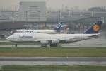 krozさんが、羽田空港で撮影したルフトハンザドイツ航空 747-830の航空フォト(写真)